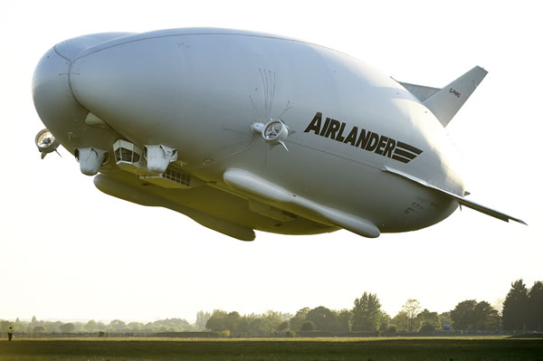 Picture 20 Airlander aviation approvals relevant also in view of material specifications